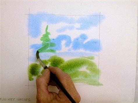 The Complete Guide To In Watercolor Technique
