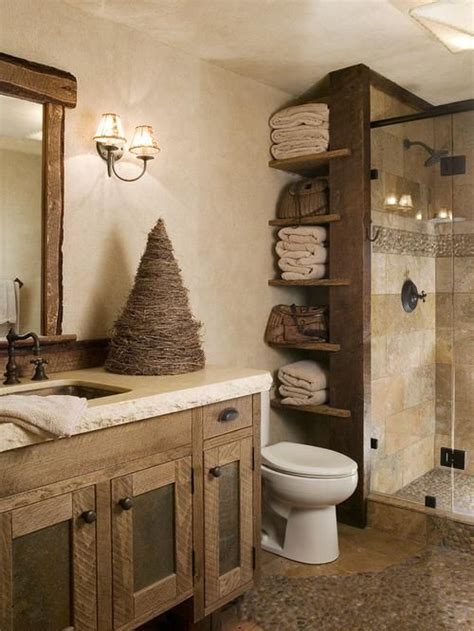 cabin bathroom ideas best 20 rustic master bathroom ideas on