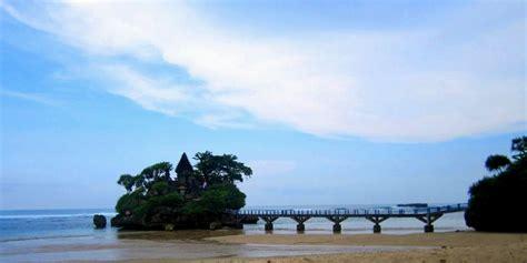 di malang outbound dan wisata di malang jatim pantai balekambang
