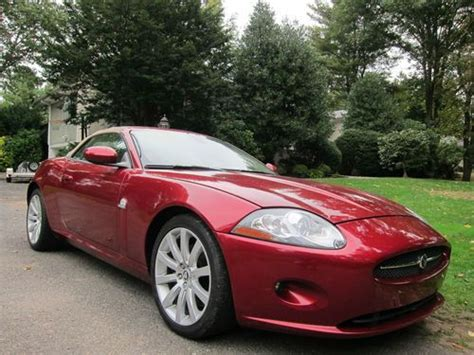 automobile air conditioning service 2007 jaguar xk security system sell used jaguar xk convertible 2007 low mileage priced to sell sharp in woodcliff lake new
