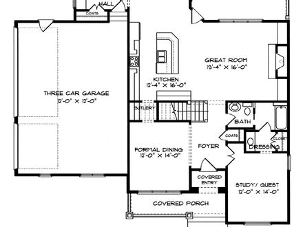 1500 sq ft bungalow floor plans farm house 1500 sq ft house 1500 sq ft house plans 1500