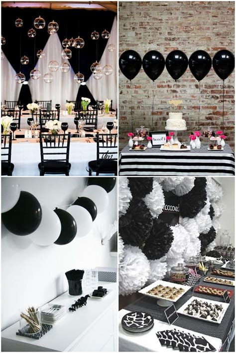 black and white theme 25 best ideas about black white on