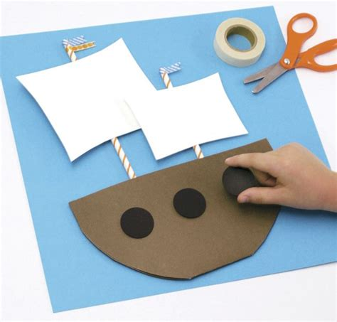 ship craft for best 25 boat craft ideas on boat crafts