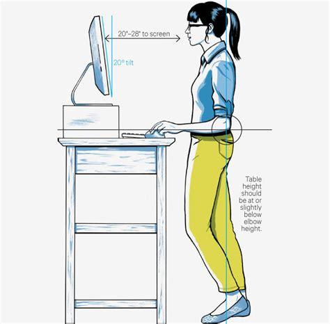 standing desk heights the best standing desks wirecutter reviews a new york