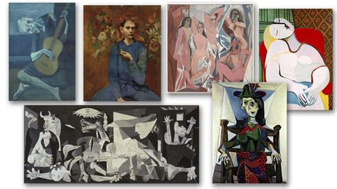 picasso works list picasso paintings choose his ultimate masterpiece netivist