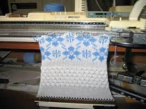 electronic knitting machine kh 940 standard electronic knitting machine