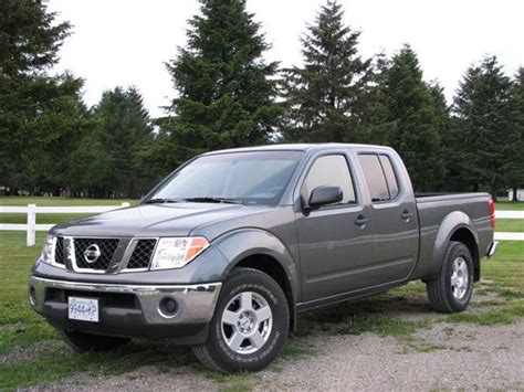 Nissan Frontier 2007 by Test Drive 2007 Nissan Frontier Crew Cab Se V6 Autos Ca