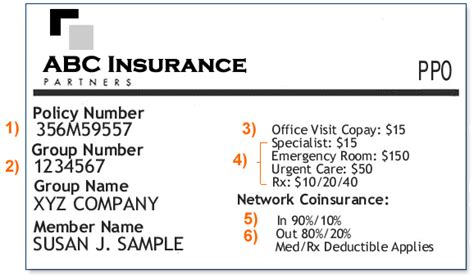 make insurance card sle insurance card providence oregon