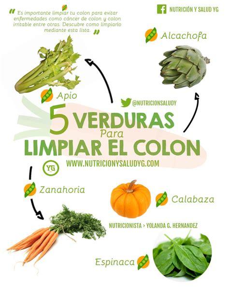 5 verduras para limpiar tu colon nutrici 243 n y salud y g - Alimentos Para Limpiar El Colon