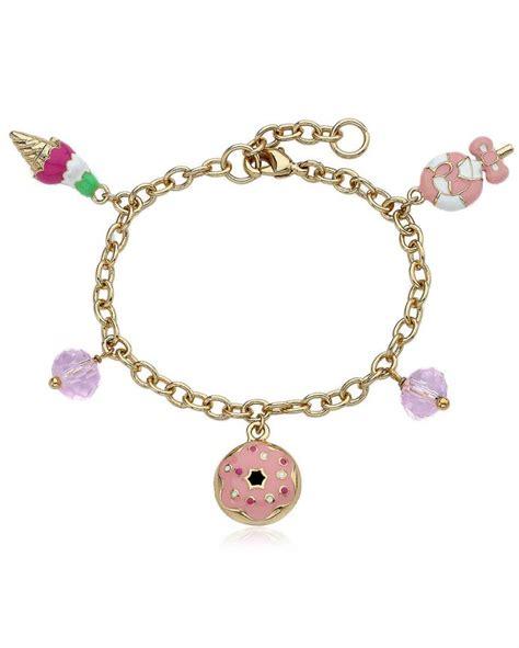 jewelry charms jewelry bracelets candyland charm bracelet enamel