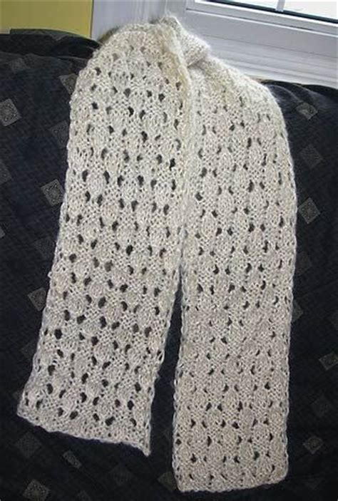 easy knit scarf pattern for beginners lace scarf knitting pattern crochet