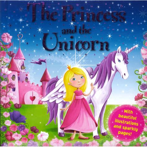 The Princess And The Unicorn Picture Books At The Works