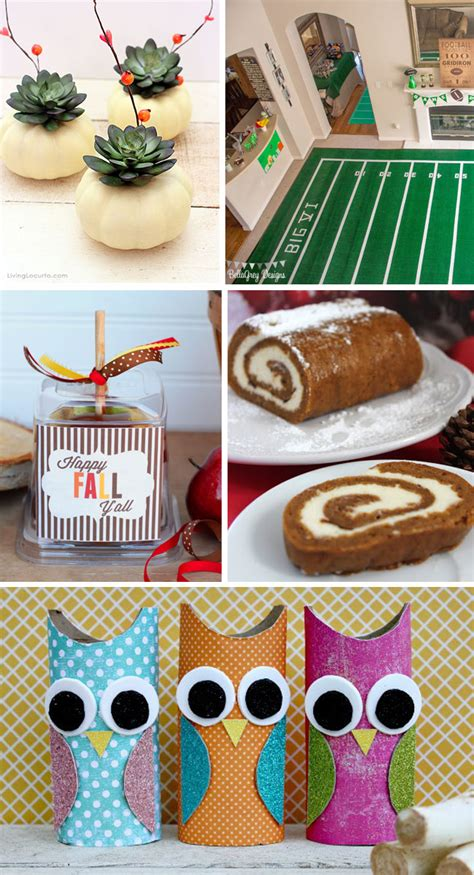 fall food crafts for 15 fall ideas