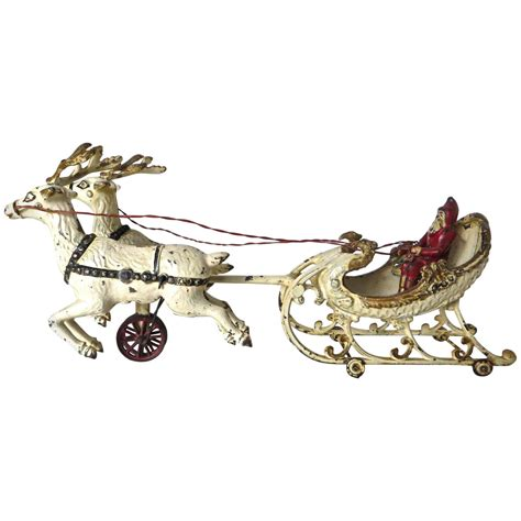 size santa sleigh for sale 28 best reindeer sleigh for sale reindeer sleigh