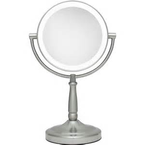 Overstock Bathroom Vanities by 5x 1x Cordless Dual Sided Led Light Vanity Mirror By Zadro