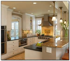 U Shaped Kitchen Layout Ideas u shaped kitchen design ideas tips home and cabinet reviews