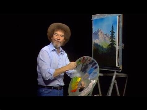 bob ross painting by episodes bob ross valley view the of painting season 21