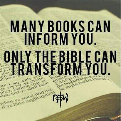 books with only pictures many books can inform you only the bible can transform
