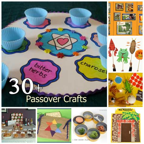 passover crafts 30 passover crafts to teach the passover story