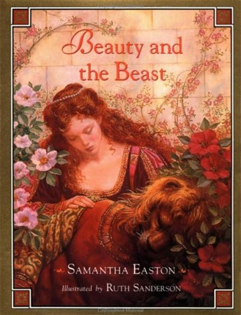 the beast picture book and the beast by ruth sanderson reviews