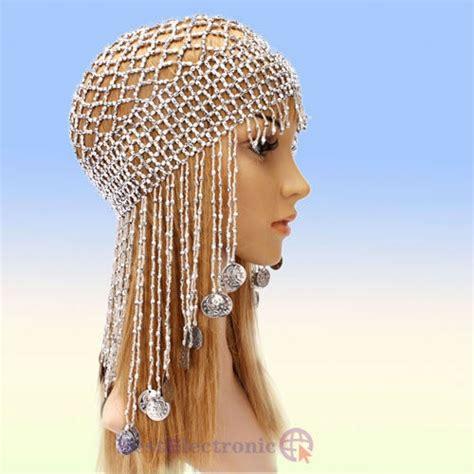 beaded headdress brand new belly beaded headdress cap accessories