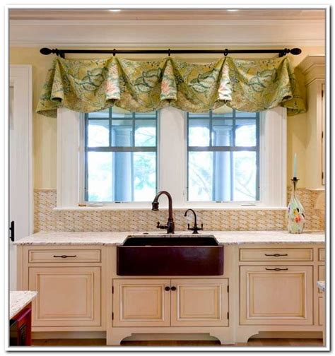 contemporary kitchen curtains contemporary kitchen ideas kitchens with support beams