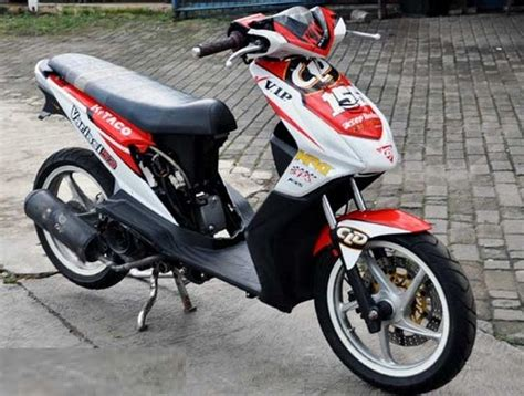 Modifikasi Motor Race by 50 Gambar Modifikasi Honda Beat Road Race Drag Modif Drag