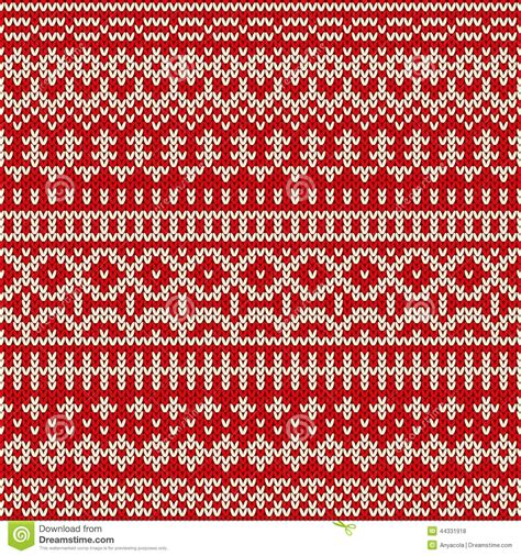 free fair isle knitting patterns seamless knitted pattern in fair isle style