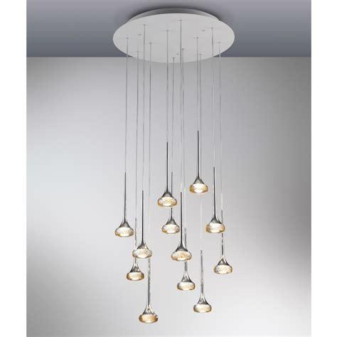 pendant ceiling light axo light spfair12amcrled pendant ceiling