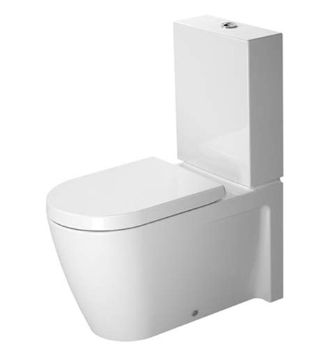 Starck 1 Duravit Toilet by Duravit Starck 2 Close Coupled Toilet With Cistern