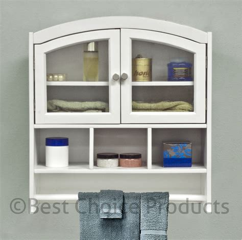 bathroom storage cabinets wall mount bathroom cabinet white arch top bath wall mount storage