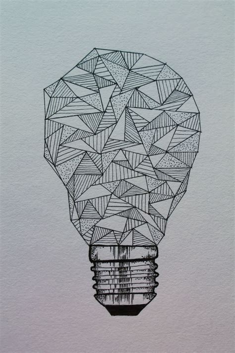 drawing of lights 25 best ideas about light bulb on light