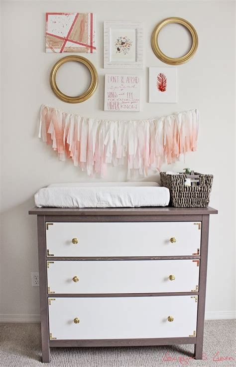 changing table dresser ikea ikea hack dresser changing table