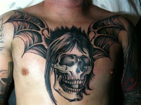 a7x fans indonesia johnny christ gets quot the rev quot death bat