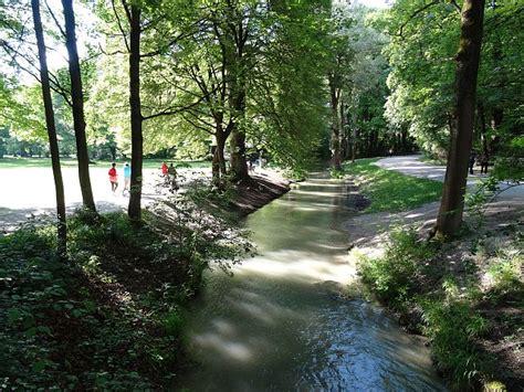 Geburtsklinik München Englischer Garten by Englischer Garten Mit Kiind Eisbach My City Baby M 252 Nchen