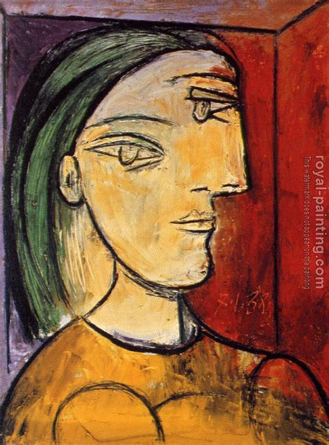 picasso paintings of therese therese by pablo picasso painting reproduction