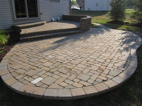 best pavers for patio brick pavers canton plymouth northville arbor patio
