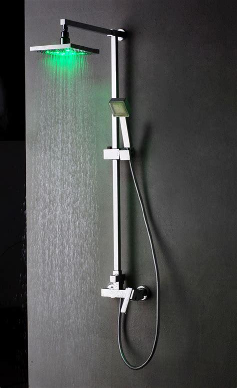 exhilarating kitchen lights mixer shower with led light plumbing fixtures supplies