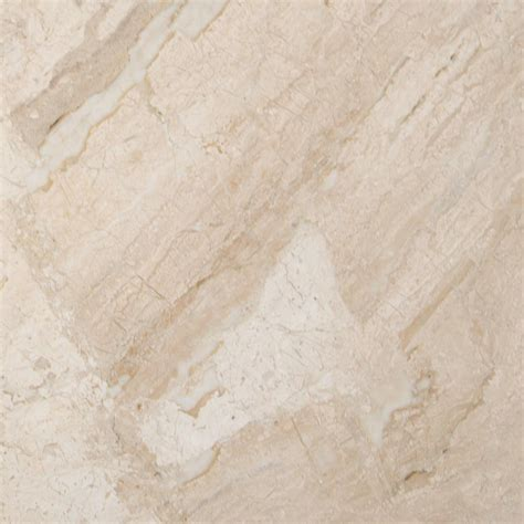 ms international new diana reale 18 in x 18 in polished marble floor and wall tile 11 25 sq