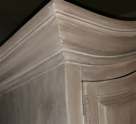 chalk paint wash honfleur linen and white wash armoire the