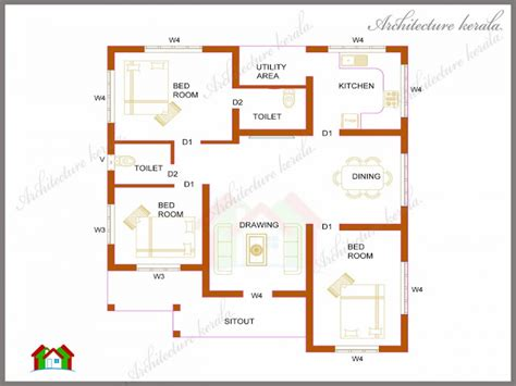 square floor plans for homes 1200 square foot open floor plans 3 bedroom kerala house plan 1200 square 1200 square foot