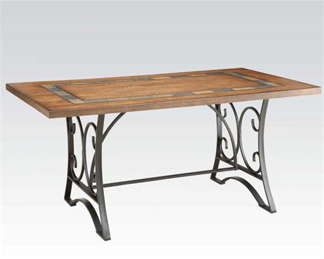 acme dining table acme dining table hakesa ac72225