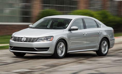 2015 Volkswagen Passat by 2015 Volkswagen Passat Review Car And Driver