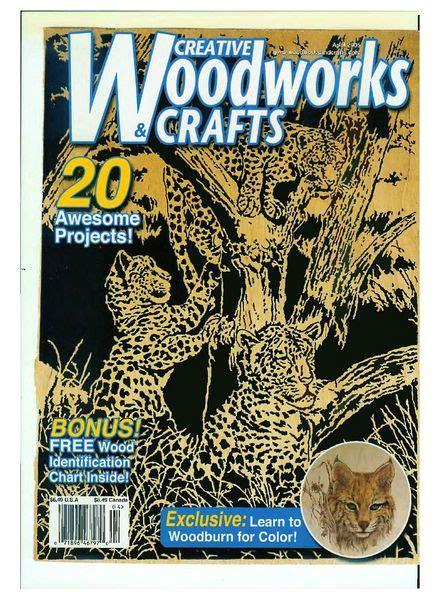 creative woodworking magazine creative woodworks crafts 107 2005 04 pdf