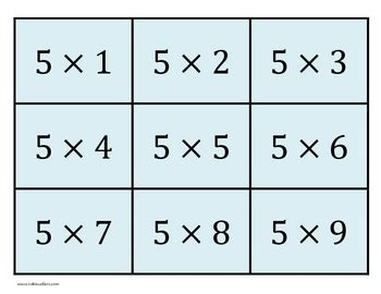 how to make multiplication flash cards printable multiplication flash cards with answers by robin