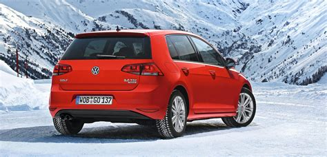 volkswagen golf 4motion mk7 gets an awd variant image 151568