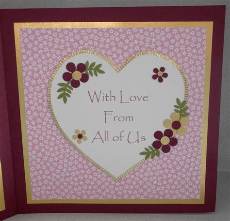paper cards paper cards paper quilling golden wedding card