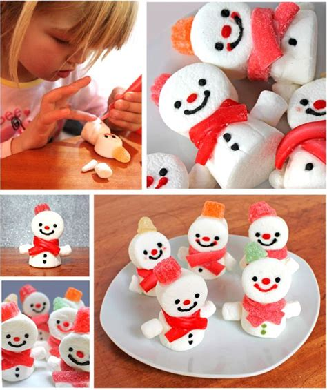 easy crafts for marshmallow snowmen 1000 ideas about marshmallow snowman on