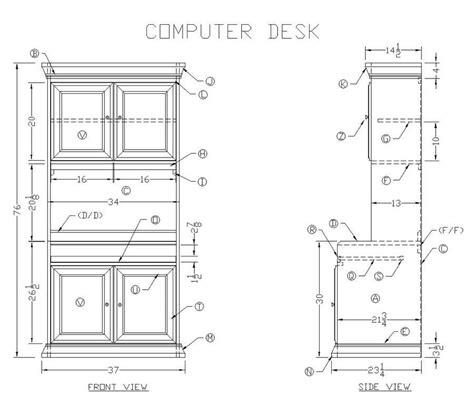 woodworking plans computer desk wood computer desk plans used wood working machines diy