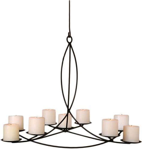 iron candle chandelier pillar candle large chandelier light fixtures